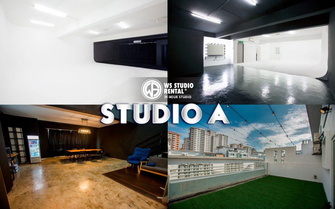 Studio PJ A - WStudio PJ A - WS Studio Rental White Studio 8S Studio Rental White Studio 1